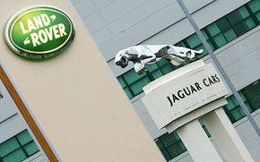 Vânzările Jaguar şi Land Rover cresc cu 61% în aprilie