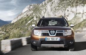 Dacia Duster devine Nissan Duster în SUA?