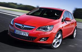 Noul Opel Astra: 150.000 de comenzi în cinci luni