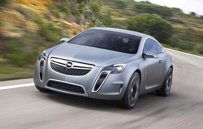 Succesorul lui Opel Calibra ar putea debuta în 2013