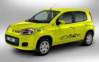 Fiat  Uno va fi lansat în 2011 şi în Europa