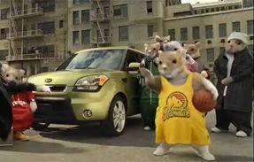 VIDEO: Reclame cu hamsteri pentru noul Kia Soul