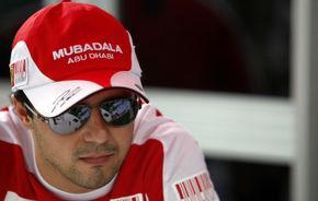 Ferrari anunţă că Massa rămâne la echipă în 2011
