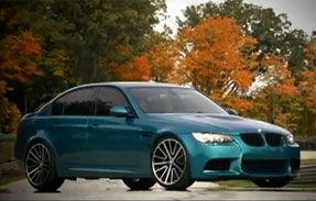 IND modifică BMW M3