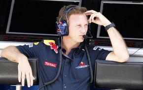 """Red Bull: """"Vettel şi Webber trebuiau să-şi lase spaţiu"""""""