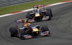 Red Bull dezvăluie de ce l-a atacat Vettel pe Webber în turul 40