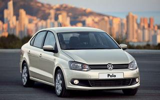 OFICIAL: Volkswagen a prezentat noul Polo Sedan la Moscova