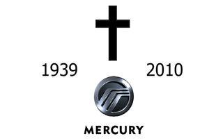 OFICIAL: Ford va închide Mercury la sfârşitul acestui an