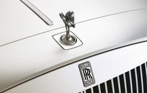 Vânzările Rolls Royce au crescut cu 146%