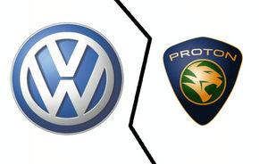 Volkswagen a întrerupt discuţiile cu Proton privind parteneriatul lor