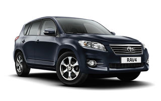 Toyota a lansat noul RAV4 facelift în România de la 23.587 euro