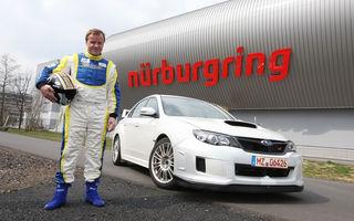 Un Subaru Impreza WRX STI Sedan a parcurs Nurburgring-ul în 7:55:00