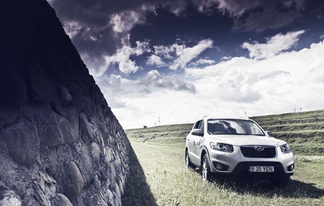 Test drive Hyundai Santa Fe (2009-2012)