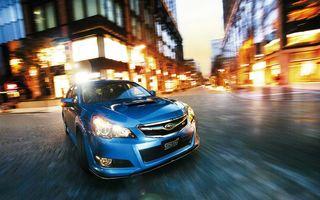 STI modifică Subaru Legacy 2.5GT
