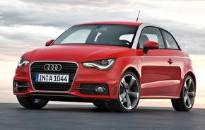 Comenzi peste așteptări pentru Audi A1