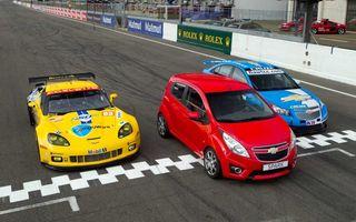 Chevrolet Spark devine Safety Car în WTCC