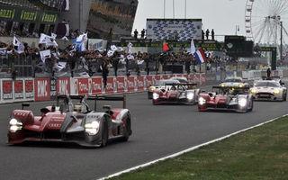 Le Mans 2010 - Triplă istorică pentru Audi R15 TDI Plus