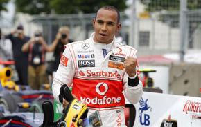 Hamilton a câştigat Marele Premiu al Canadei!