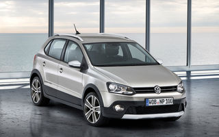 Volkswagen va comercializa noul CrossPolo în Europa în această lună