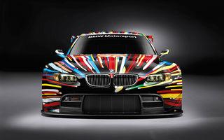 Povestea BMW Art Car: Maşinile-pânză