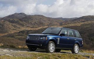 Un facelift uşor pentru Range Rover aduce şi un nou diesel V8
