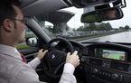 BMW testează sistemul de micronavigaţie Pathfinder