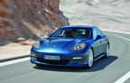 Porsche şi-a îmbunătăţit rezultatele de vânzări graţie lui Panamera