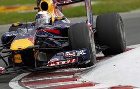Red Bull va evalua sistemul F-duct în antrenamentele de la Valencia