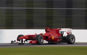 Ferrari confirmă modificarea sistemului de evacuare