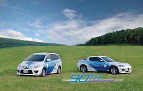 Mazda aniversează 90 de ani de existenţă