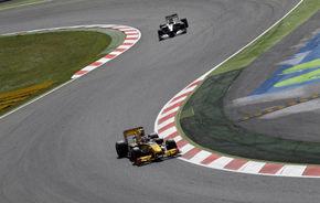 Renault şi Mercedes au modificat sistemul de evacuare