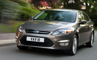 OFICIAL: Ford Mondeo facelift