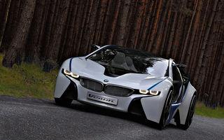 BMW ar putea crea M8 Hybrid