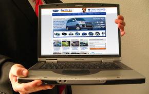 Ford este prima marcă auto care îşi va vinde maşinile pe internet