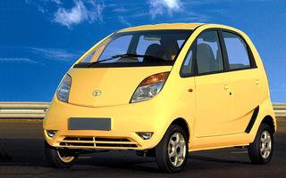 Tata vrea să tripleze producţia lui Nano până în martie 2011