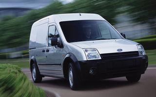 Ford face un recall de 35.000 de unităţi Transit Connect în SUA