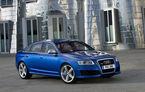 Audi scoate din producţie RS6 în luna octombrie