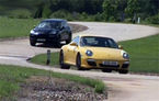 VIDEO: Autocar compară Porsche Cayenne Turbo cu 911 Carrera 4S