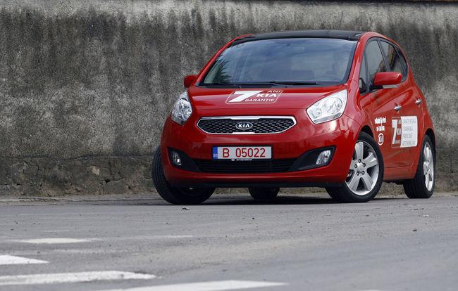 Test drive Kia Venga (2009-2014)
