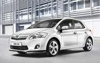 Toyota se aşteaptă la o creştere a vânzărilor odată cu introducerea lui Auris HSD
