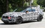 FOTO EXCLUSIV*: Imagini noi cu viitorul BMW Seria 1 hatchback