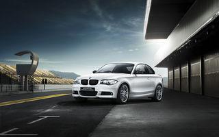 BMW 120i Coupe Performance Unlimited: ediţie specială pentru Japonia