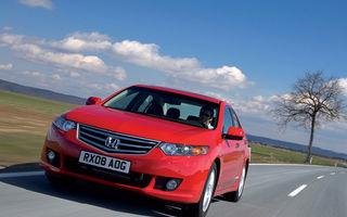 Honda România le oferă noilor clienţi până la 1500 de litri de carburant