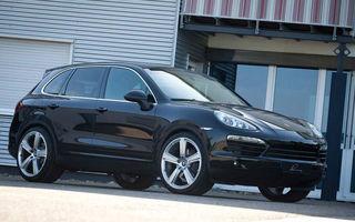Tuning discret pentru Porsche Cayenne