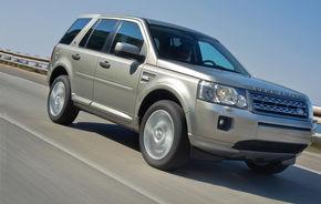 OFICIAL: Land Rover a prezentat facelift-ul lui Freelander