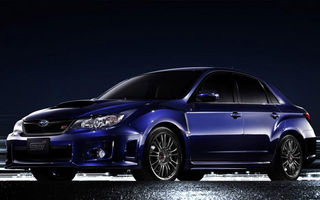 Subaru Impreza WRX STI va avea transmisie automată