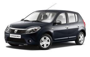 Franţa: Dacia Sandero este pe locul al şaselea la vânzări în iulie