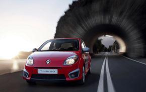 Renault va lansa Twingo facelift în primăvara lui 2011