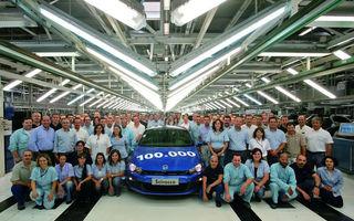 Volkswagen a construit 100.000 exemplare ale noii generaţii Scirocco