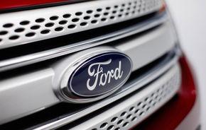 SUA: Ford a primit un împrumut de 250 de milioane de dolari